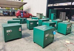 危险品储存柜使用管理制度